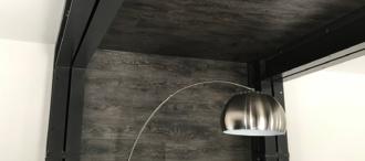 Rivestimenti parete in PVC